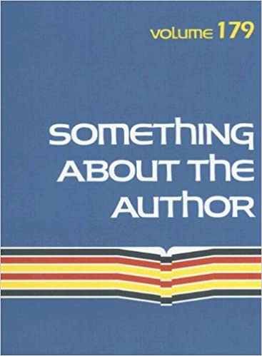 Something about the Author: Volume 179