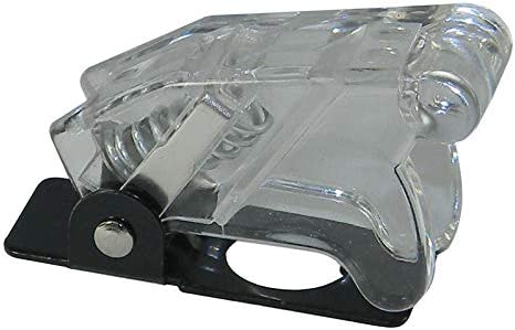 Clear 16106 1 Piece of Safety Cover for Full Size Toggle