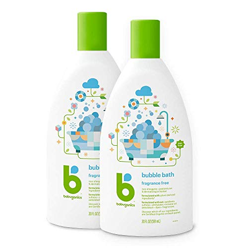 Babyganics Bubble Bath Fragrance