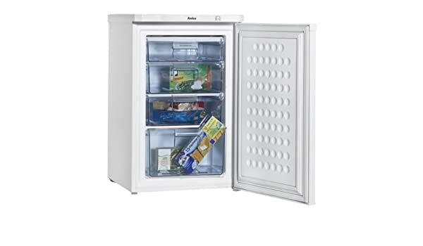 Amica GS 15298 W Independiente Vertical 85L A+ Blanco - Congelador ...