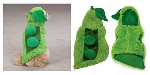 [Sweet Pea Costumes for Dogs - Large Peas in a Pod Dog Costume !] (Pea Costumes)