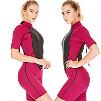 Amazon.com: Flexel - Traje de buceo para mujer (0.079 in ...