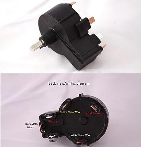 413dHOKm7tL._SX466_ amazon com minn kota five speed switch for endura vector turbo