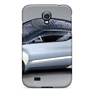 For Galaxy S4 Tpu Phone Case Cover(renault Concept Car)