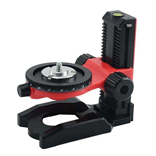 Firecore Magnet Wall Bracket L-shape tripod Adapter for Cross Laser Level