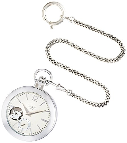TISSOT pocket watch Pocket 1920 Mechanical open-face T8534051926700