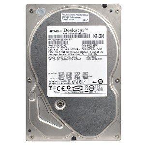 Hitachi Deskstar P7K500 320GB UDMA/133 7200RPM 8MB IDE Hard Drive (320gb Ide Hard Drive)