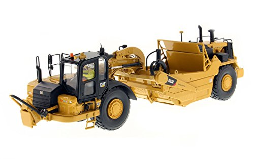 Caterpillar 627K Wheel Tractor Scraper High Line Series Vehicle from Caterpillar