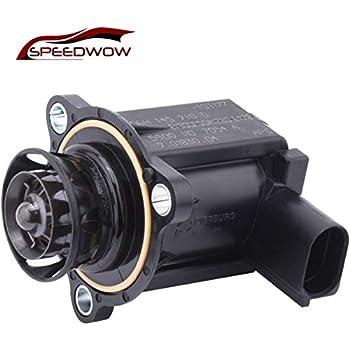 Amazon com: Pierburg OEM Turbocharger Bypass Valve / Cutoff