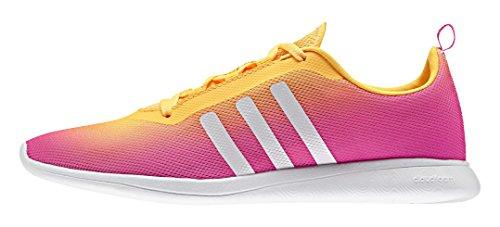 Womens Dorsol Adidas Yellowrostem WSneakers PinkWhite Cloudfoam Ftwbla Pure cLSq3A5j4R