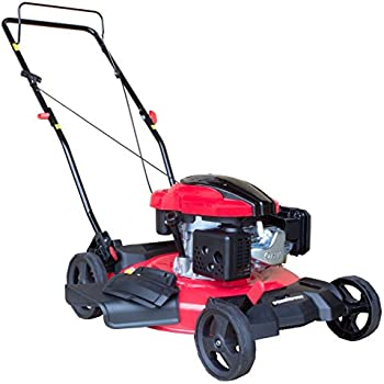 amazon com yard machines 11a 020b000 20 inch 148cc briggs