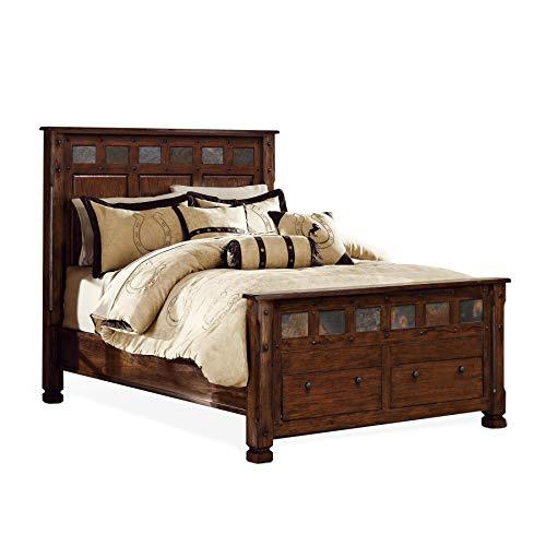 Sunny Designs Santa Fe Queen Bed