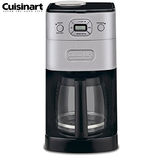 Cuisinart DGB-625BC Grind-and-Brew 12-Cup Automatic...