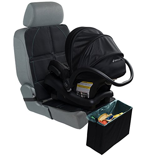 Car Seat Protector With Built In Trash Can Babyseater