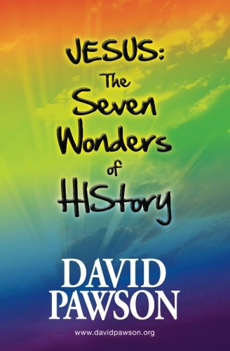 JESUS: The Seven Wonders of HIStory PDF Text fb2 book