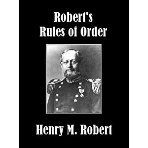 Robert's Rules of Order (Illustrated)