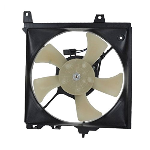 Fan Cooling Nissan Radiator Sentra - Manual Transmission Radiator Cooling Fan Motor For 95-99 Nissan Sentra L4 1.6L