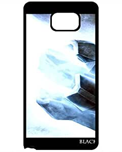 2015 8478665ZC217178159NOTE5 New Style Black Rock Shooter Samsung Galaxy Note 5 New Fashion Premium Tpu Case Cover New Style Tpu Case Cover Black Rock Shooter Samsung Galaxy Note 5