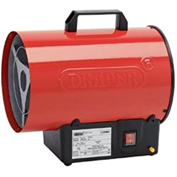 draper 34000btu 230v propane space heater - Propane Space Heater