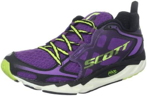 reputable site united states sale retailer Scott Running Women's Eride AF Support Running Shoe, Purple ...