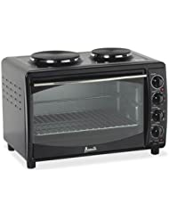 Avanti MKB42B Electric Oven - Single - Black