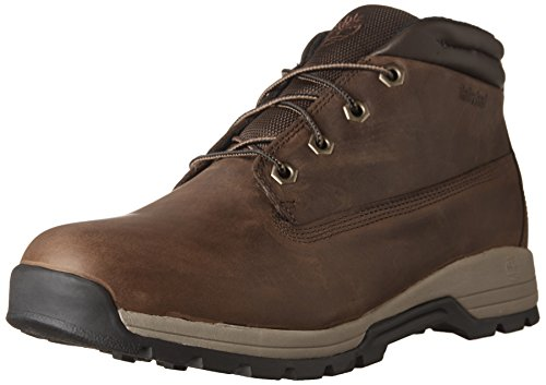 Timberland Men's Stratmore Mid Chukka Boots, Brown, ...