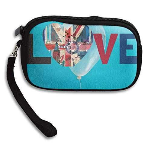 Printing Deluxe Receiving Bag Purse Small London Love Portable a7vz5nx