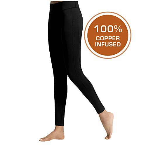 Tommie Copper - Womens Performance Compression Legging - Black - Small