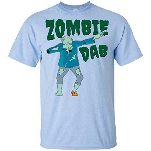 Trendy Zombie Dab T-Shirt Halloween Clothes (Boys)