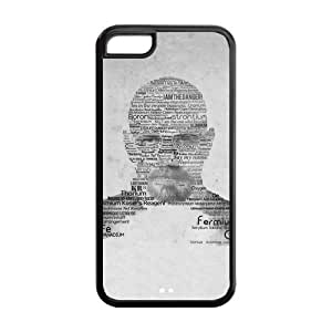 Breaking Bad Solid Rubber Customized Cover Case for iPhone 5c 5c-linda496