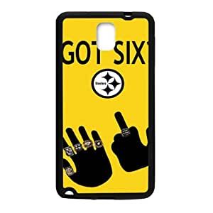 steelers logo Phone Case for Samsung Galaxy Note3 Case