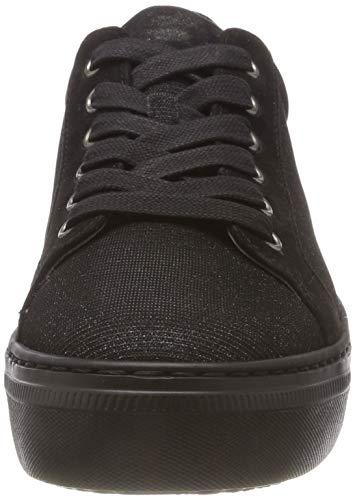 67 Casual Femme Sneakers Basses schwarz Shoes Noir Gabor Hq0wpTT