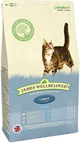 James Wellloved - Alimento para Gatos (4 kg): Amazon.es: Productos para mascotas