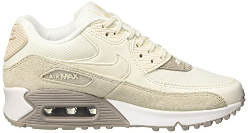 Beige cobblestone light Max Orewood sail Wmns Zapatillas white 90 Brown Nike Mujer Para Air pq0x7xwTU