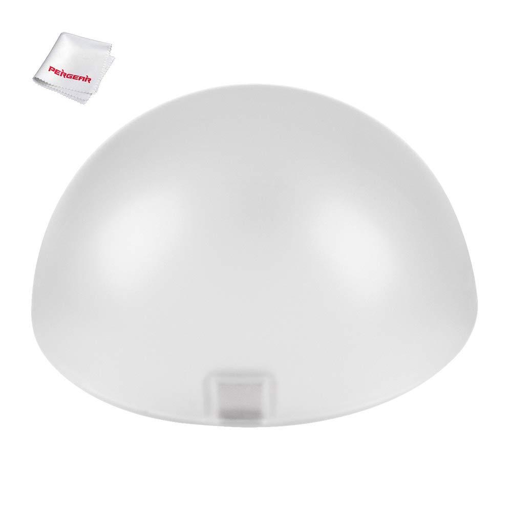 Godox AK-R11 Dome Diffuser, Compatible for Godox H200R Round Flash Head, Godox V1 Flash Series, V1-S, V1-N, V1-C, AD200 Pro, AD200 by Godox
