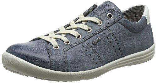 Legero Tino Surround, Zapatillas para Mujer Blau (Indaco)