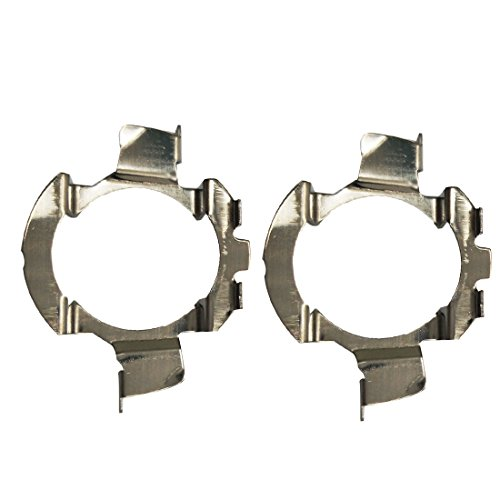 - KoomtoomH7 LED Headlight Bulb Adapter Holders Socket Base Retainers for Mercedes-Benz Audi/Buick/Jetta/Volkwsagen/Polo 6r/ford fiesta/passat 2006