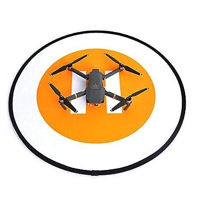 Parking Apron Foldable Retractable Quadrotor Landing Pad for DJI Mavic Pro/Phantom 3/4 Multicopter Drone Take Off