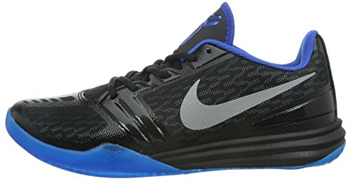 16abec0f69d2 Nike Kobe Mentality Men US 9.5 Black Basketball Shoe - Import It All