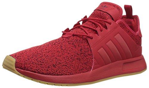 adidas X_PLR, Scarpe Indoor Multisport Uomo Scarlet/Scarlet/Gum