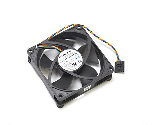 FOR DELL New Dell SFF Small Form Factor Optiplex 390 790 990 3010 3020 7010 7020 9010 9020 Rear Case Cooling Fan Foxconn AVC Fans PVA080F12H