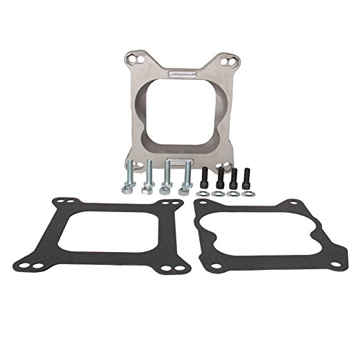 4 barrel carburetor spacer - 5
