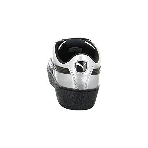 PUMA Damen Sneaker silber 41