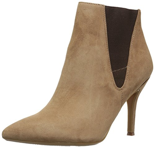 Nine West Damen Front9x9 Chelsea Boots Braun (Wheat/ Cocoa)