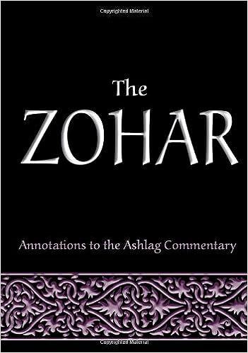 the book of zohar pdf