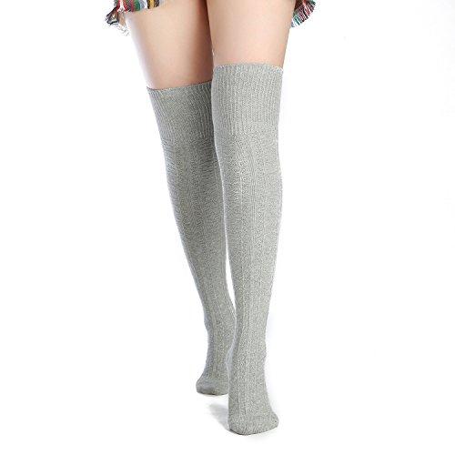 Women Thigh Socks Warmer Girls product image
