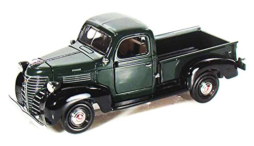 Motor Max 1:24 W/B American Classic 1941 Plymouth Pick Up Diecast Vehicles ()