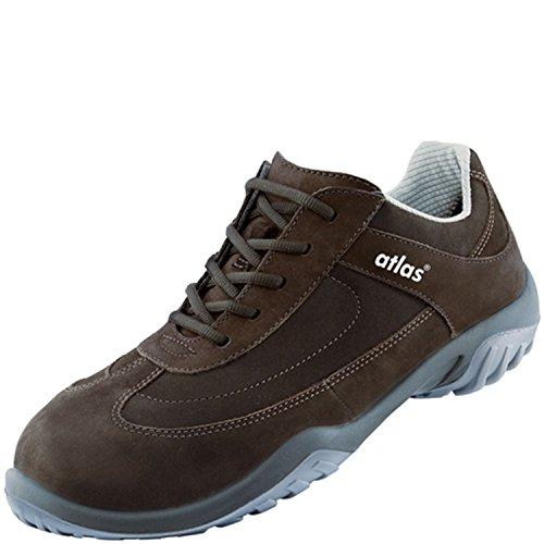 Atlas Sneaker Sn 10 Bruin Eniso 20345 S2 Braun