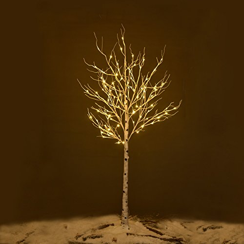 Outdoor Lighted Topiary Trees - 1