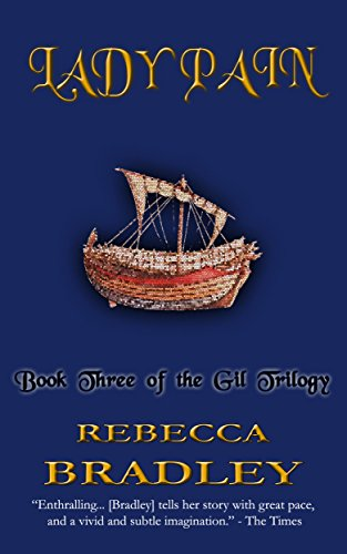 Lady Pain (The Gil Trilogy Book 3) by [Bradley, Rebecca]